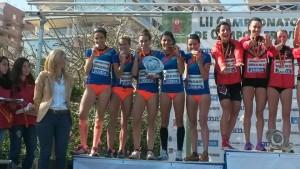 El Club Clínica Dental Seoane-Pampín Subcampéon España Cross Largo 2017